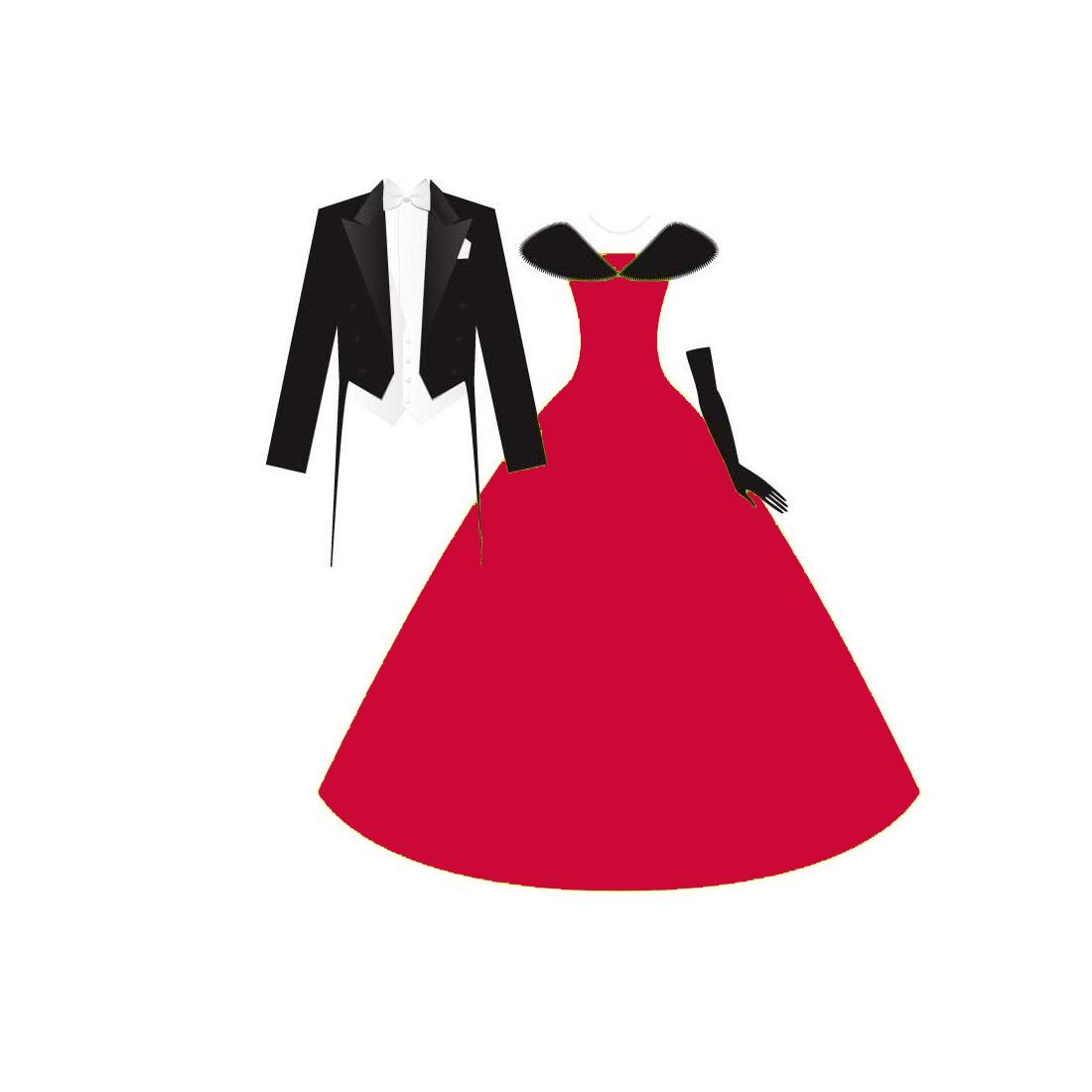 Dress code et tenue bal des parisiennes le bal viennois de paris - Tenue bal de promo ...
